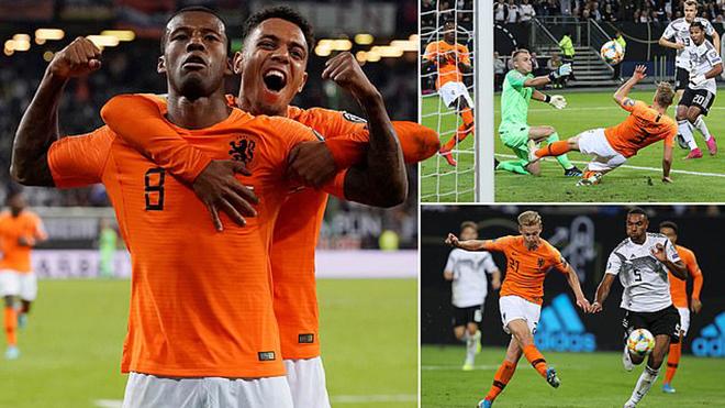 Bóng đá hôm nay 7/9: Hà Lan đánh bại Đức đầy kịch tính. Thêm một cầu thủ xác nhận rời MU