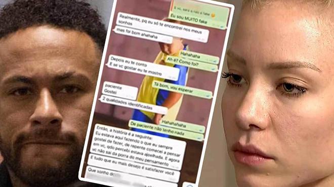 Người mẫu cấu kết với chồng cũ hãm hại Neymar bị truy tố