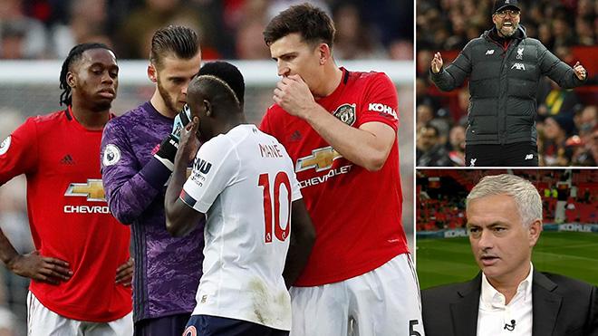 Mourinho: 'Klopp gọi thịt nhưng lại được phục vụ cá nên tất nhiên chẳng vui rồi'