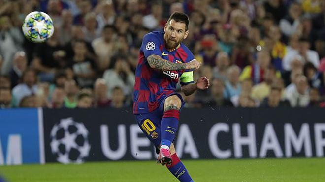 Leo Messi rực sáng ngày trở lại: 'Tôi mới chỉ bắt đầu thôi'