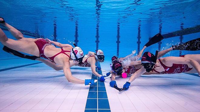 Kỳ lạ bộ môn 'người cá' lần đầu xuất hiện tại SEA Games