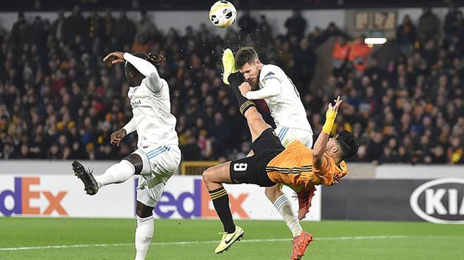 Bong da, ket qua bong da hom nay, MU 3-0 Partizan, kết quả bóng đá, kết quả cúp C2 châu Âu, MU giành vé sớm, MU, chuyển nhượng MU, Ramsey, Ronaldo, lịch thi đấu bóng đá