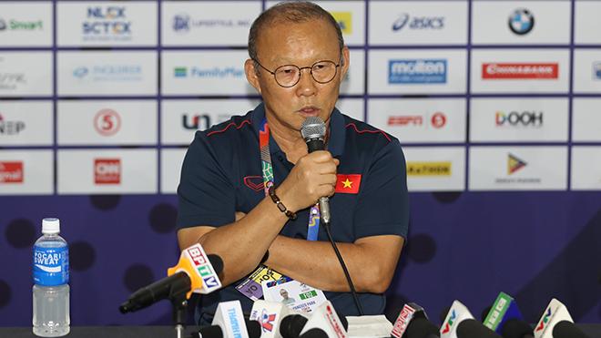 CĐV Indonesia giận dữ với phát biểu của HLV Park Hang Seo