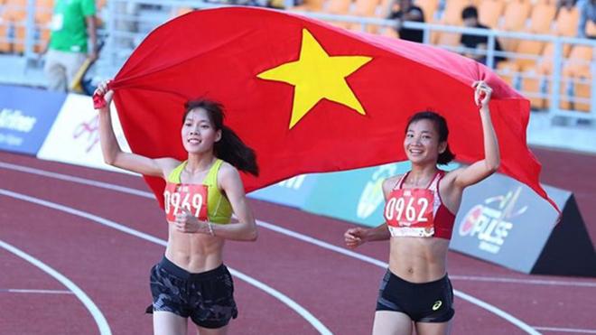 SEA Games 2019: Điền kinh Việt Nam giữ vững vị trí số 1 Đông Nam Á