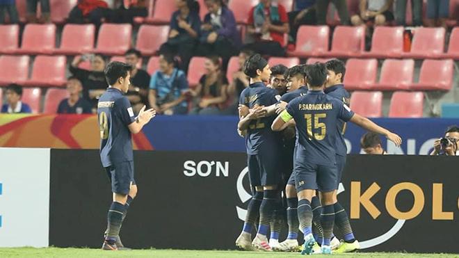 U23 châu Á: U23 Thái Lan được khen hết lời. Người Thái mong Việt Nam vào tứ kết