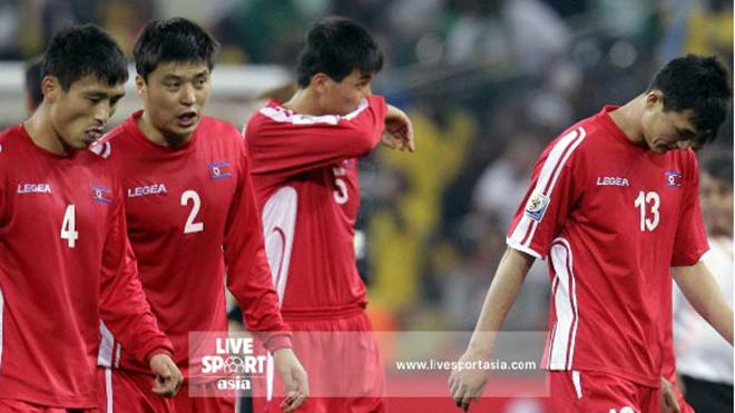 Từ đối thủ của Brazil tới đội yếu nhất U23 châu Á: Vì đâu bóng đá Triều Tiên sa sút?
