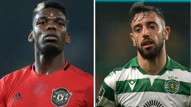 Chính thức sở hữu Bruno Fernandes, MU ra quyết định về tương lai Paul Pogba