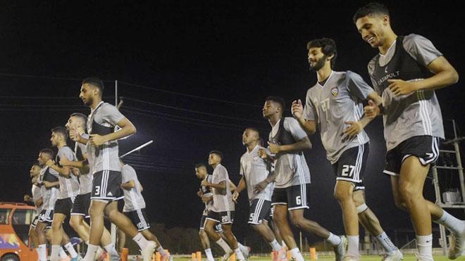 UAE tự tin vào 'Thế hệ vàng' tương lai trước trận chiến với U23 Việt Nam