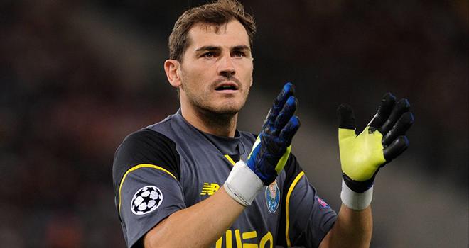 Bong da, bong da hom nay, Casillas tranh cử chủ tịch LĐBĐ Tây Ban Nha, Casillas, Casillas giải nghệ, Casillas bệnh tim, Porto, Real Madrid, lich thi dau bong da hom nay