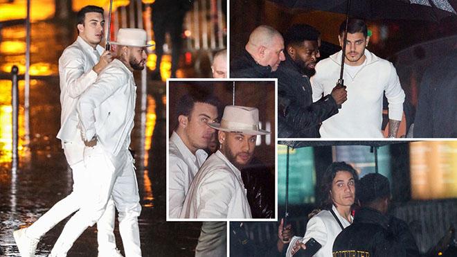 Neymar: Cứ tiệc sinh nhật là... chấn thương