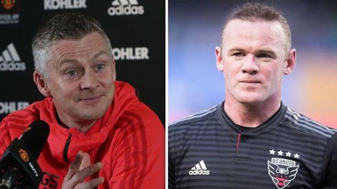 Ole Solskjaer: 'Rooney có thể trở lại dẫn dắt MU'