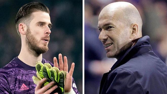 Tin bóng đá MU 8/3: Real Madrid chốt giá hỏi mua De Gea. MU nâng giá Smalling. Gia hạn Matic
