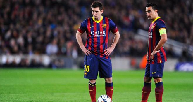 Bong da, tin bong da hom nay, Barca, chuyển nhượng Barcelona, bóng đá Tây Ban Nha, Messi, Xavi, Rakitic, Messi và Xavi, mâu thuẫn Messi, Camp Nou, bóng đá La Liga