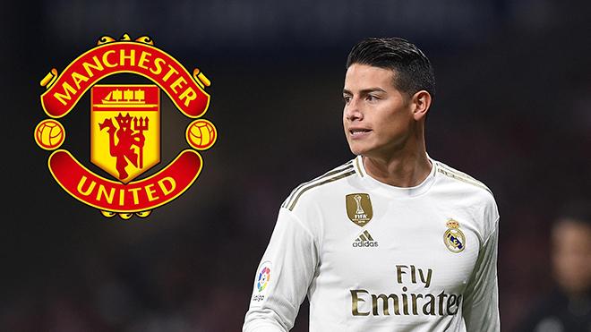 Tin bóng đá MU 12/4: MU đàm phán với đại diện James Rodriguez. Tranh sao 16 tuổi với Liverpool
