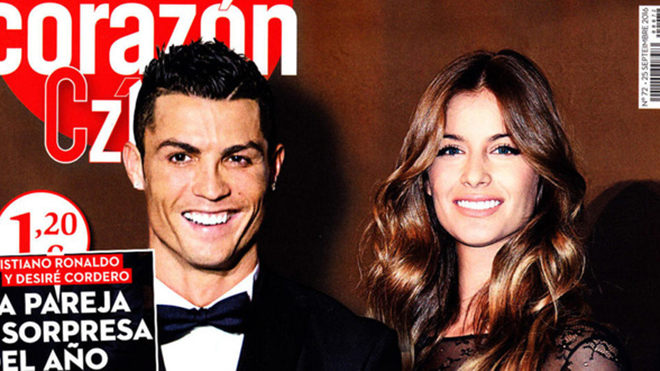 Nhan sắc tình cũ Hoa hậu của Ronaldo đang hẹn hò sao Lazio