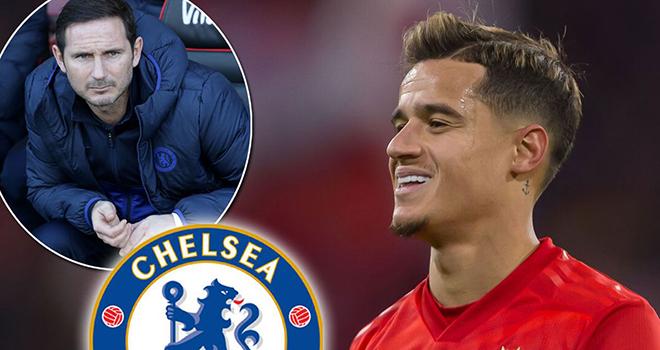 Bóng đá, bóng đá hôm nay, chuyen nhuong bong da, Chelsea, Chelsea mua Coutinho, chuyển nhượng Chelsea, chuyển nhượng Barca, chuyển nhượng Bayern Munich, ngoại hạng Anh