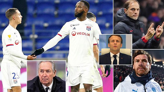 Ligue 1 bị cáo buộc kết thúc sớm nhằm loại bỏ Lyon
