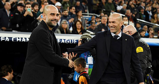 bóng đá, tin tức bóng đá, Cúp C1, Lịch thi đấu cúp c1, Real Madrid vs Man City, bong da, Lượt về vòng 1/8 cúp C1, Real Madrid, Man City, Champions League, tin bóng đá, C1