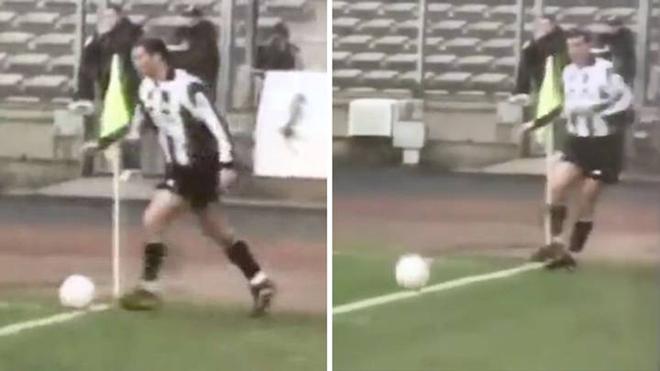 VIDEO: Cú đá phạt góc tệ nhất lịch sử bóng đá của Zinedine Zidane