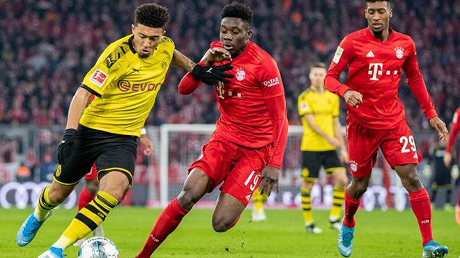 Bundesliga trở lại từ 15/5 sau khi được Chính phủ Đức 'bật đèn xanh'