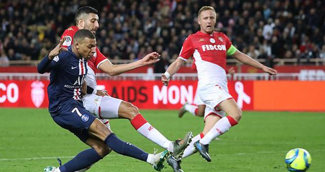 Tin tuc bong da, Tin bóng đá, Bong da, Mbappe giành giải Vua phá lưới Ligue 1, bóng đá, bong da hom nay, Mbappe, PSG, Vua phá lưới Ligue 1, tin bong da, tin tức bóng đá