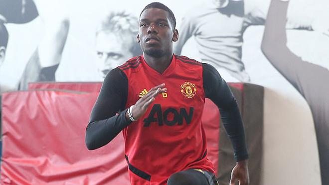 Quan điểm Martin Samuel: 'Paul Pogba không còn quan trọng với MU nữa'