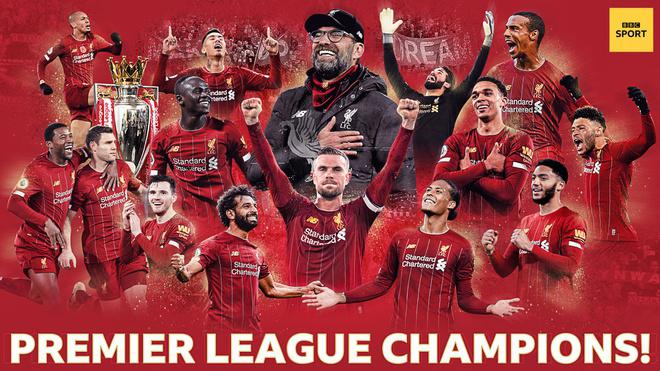 Bóng đá hôm nay 26/6: Liverpool vô địch Ngoại hạng Anh. MU thanh lý hợp đồng 9 cầu thủ