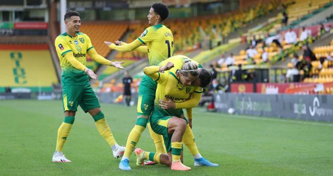 Ket qua bong da, Norwich 1-2 MU, Maguire người hùng, MU lọt vao bán kết FA Cup, kết quả bóng đá, Norwich vs MU, video bàn thắng Norwich 1-2 MU, kết quả cúp FA, kqbd, MU