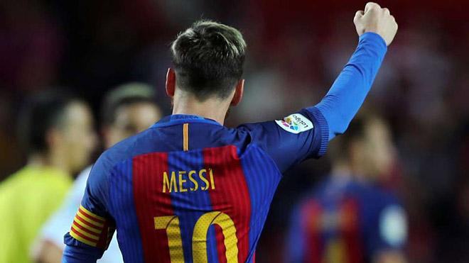 Messi đã