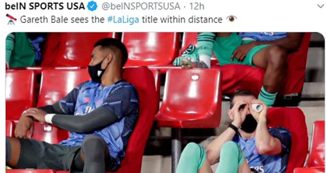 Ket qua bong da, Granada Real Madrid, Gareth Bale chọc tức Real Madrid, Kqbd, Gareth Bale, Bale, Real Madrid, Zinedine Zidane, La Liga, bóng đá tây Ban Nha, BXH La Liga