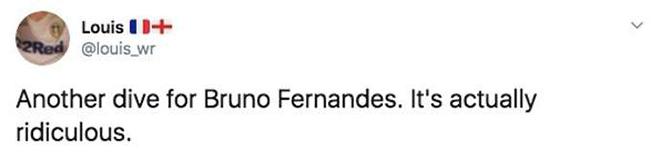 Nc247info tổng hợp: MU: Bruno Fernandes ngày càng 'xấu xí' vì thói quen ăn vạ