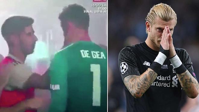 MU: De Gea bị đồng đội ở đội tuyển Tây Ban Nha gọi là 'Karius'