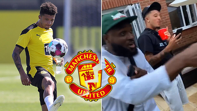 Chuyển nhượng bóng đá Anh 10/8: Sancho về Anh trước thông tin sắp gia nhập MU. Lộ diện tân binh đầu tiên của Liverpool