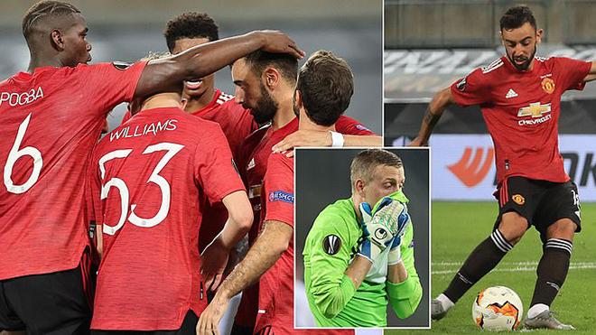 Bóng đá hôm nay 11/8: MU vất vả vào bán kết, Lukaku đi vào lịch sử Europa League