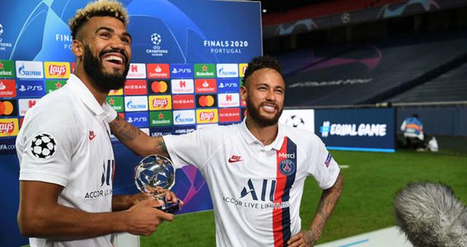 Atalanta vs PSG, Neymar và đồng đội trao danh hiệu Cầu thủ hay nhất trận, Cúp C1, Atalanta 1-2 PSG, Neymar, PSG lội ngược dòng, Kết quả Cúp C1, Kết quả Champions League