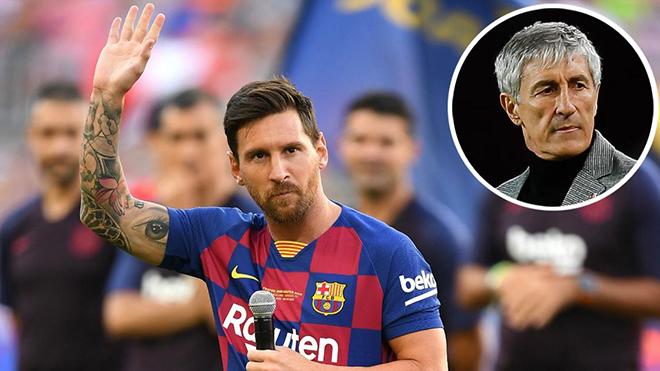 Chuyển nhượng Liga 17/8: Chủ tịch Barca xác nhận sa thải Setien. Messi đòi ra đi ngay lập tức