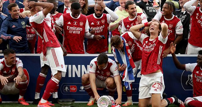 Bong da, Bóng đá hôm nay, Arsenal vs Chelsea, Aubameyang, Immobile, MU, Sancho, Chuyển nhượng MU, Immobile giành Chiếc giày vàng châu Âu, kết quả chung kết cúp FA, Kqbd