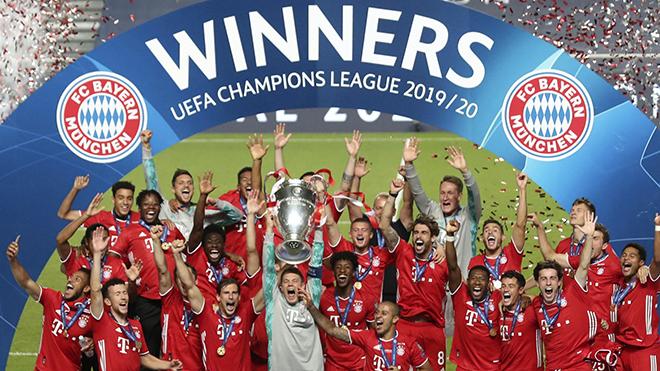 Bóng đá hôm nay 24/8: Bayern lập kỷ lục tại Champions League. Barca ra giá bán Messi