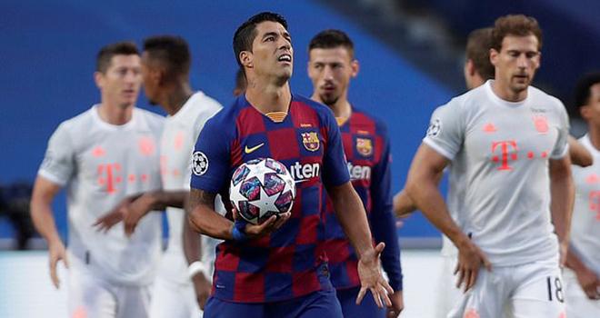 Chuyển nhượng Barcelona, Chuyển nhượng Barca, Luis Suarez, Barcelona, Real, Barca, chuyển nhượng Liga, bóng đá, tin bóng đá, bong da hom nay, Koeman, Messi, Mbappe