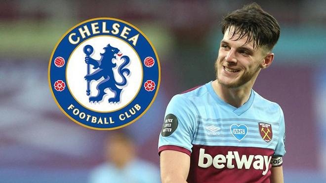 Chelsea sắp mua tiếp Declan Rice giá 80 triệu, đạt mốc 250 triệu bảng chi tiêu Hè này