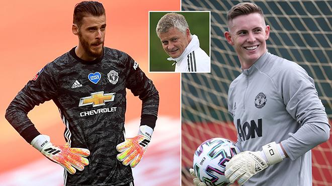MU: Solskjaer dùng Henderson cảnh báo De Gea trước trận mở màn mùa giải mới