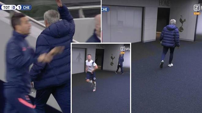 Hàng thủ Tottenham thiếu người, Mourinho chạy vào toilet tìm Eric Dier