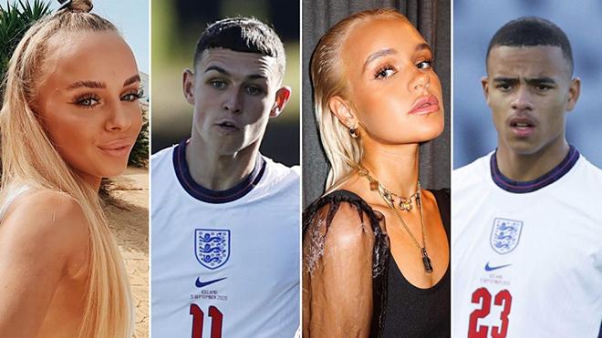Hai cô gái lạ khiến Foden và Greenwood bị đuổi khỏi tuyển Anh là ai?