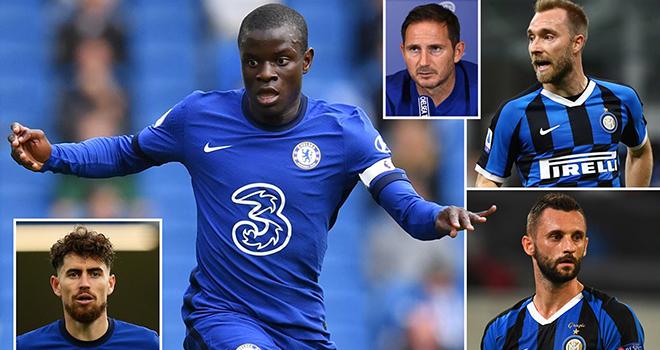 Chelsea, Chuyển nhượng Chelsea, Chelsea bán Kante, Inter mua Kante, Kante, Havertz gia nhập Chelsea, Havertz tới Chelsea, tin tức bóng đá Anh, tin bóng đá Chelsea