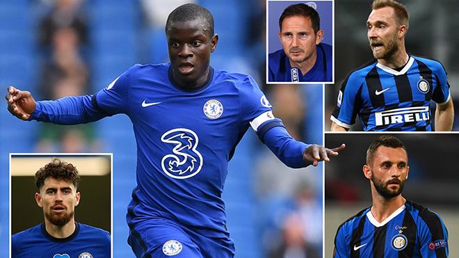 Vì sao Chelsea chưa bán Kante cho Inter?