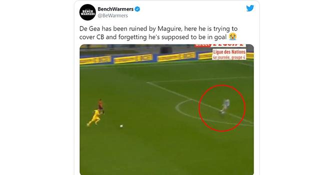 MU, tin bong da MU, chuyển nhượng MU, kết quả bóng đá, kết quả bóng đá Tây Ban Nha, kết quả UEFA Nations League, De Gea, De Gea sai lầm, tin tức bóng đá hôm nay