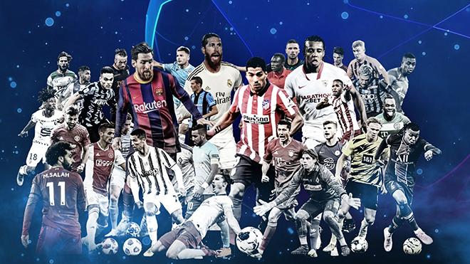Champions League có thể thay đổi theo thể thức mới