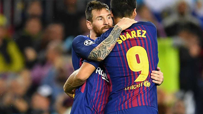 Luis Suarez: 'Ở Barca, bạn phải tập riêng nếu không được đăng ký thi đấu'