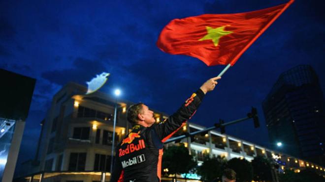 Việt Nam không đăng cai F1 năm 2021