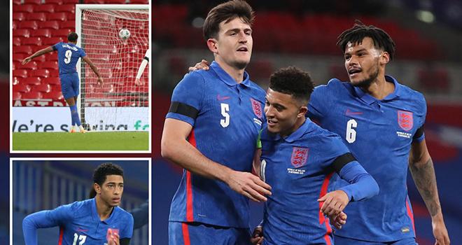 Bong da, bóng đá hôm nay, Anh, Anh 3-0 Ireland, Scotland giành vé dự Euro, kết quả bóng đá, Messi, Griezmann, Rakitic, tin tức bóng đá hôm nay, kết quả giao hữu quốc tế